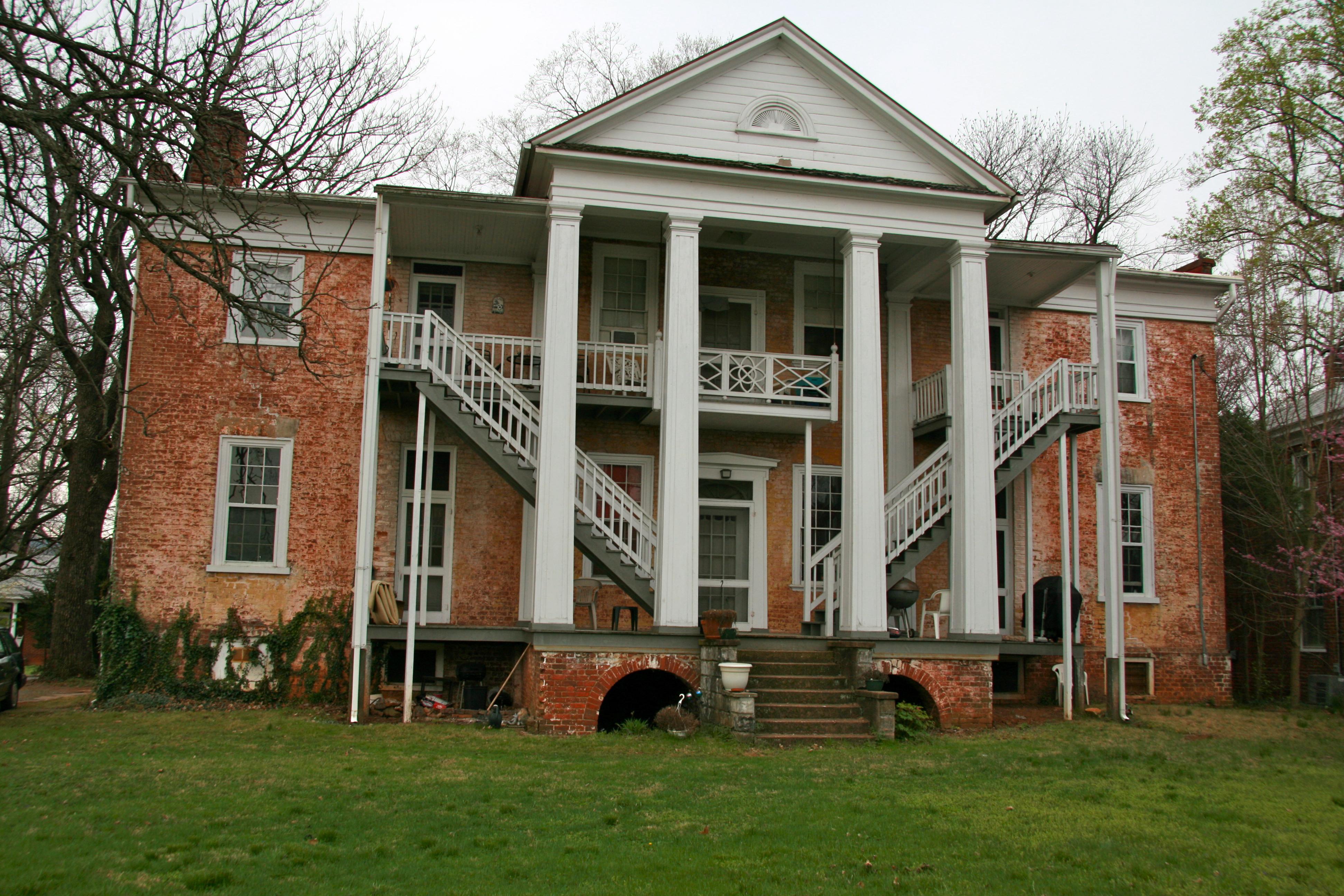 Belmont Mansion In Rhode Island