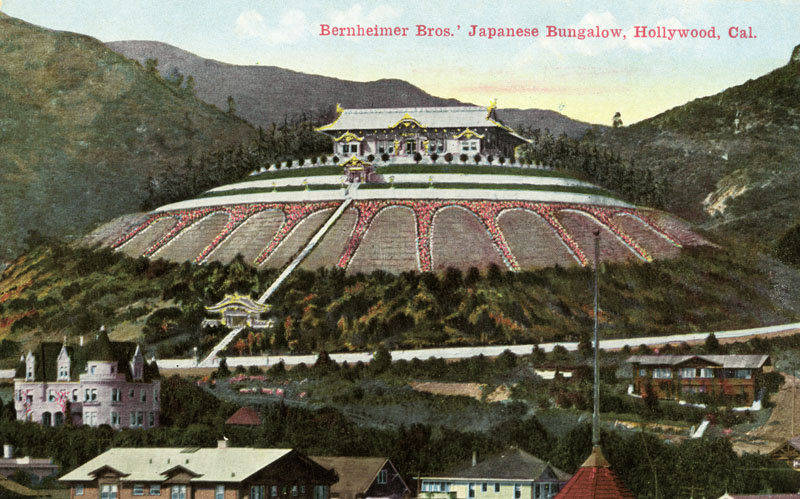 LA History - Page 7 Bernheimer_Bros.%27_Japanese_bungalow%2C_Hollywood_%2800070785%29