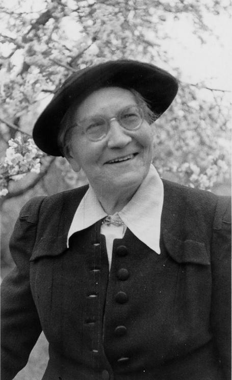 image of Bertha Thalheimer