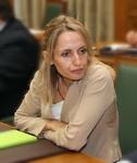 Tina Birbili, Minister for the Environment, En...