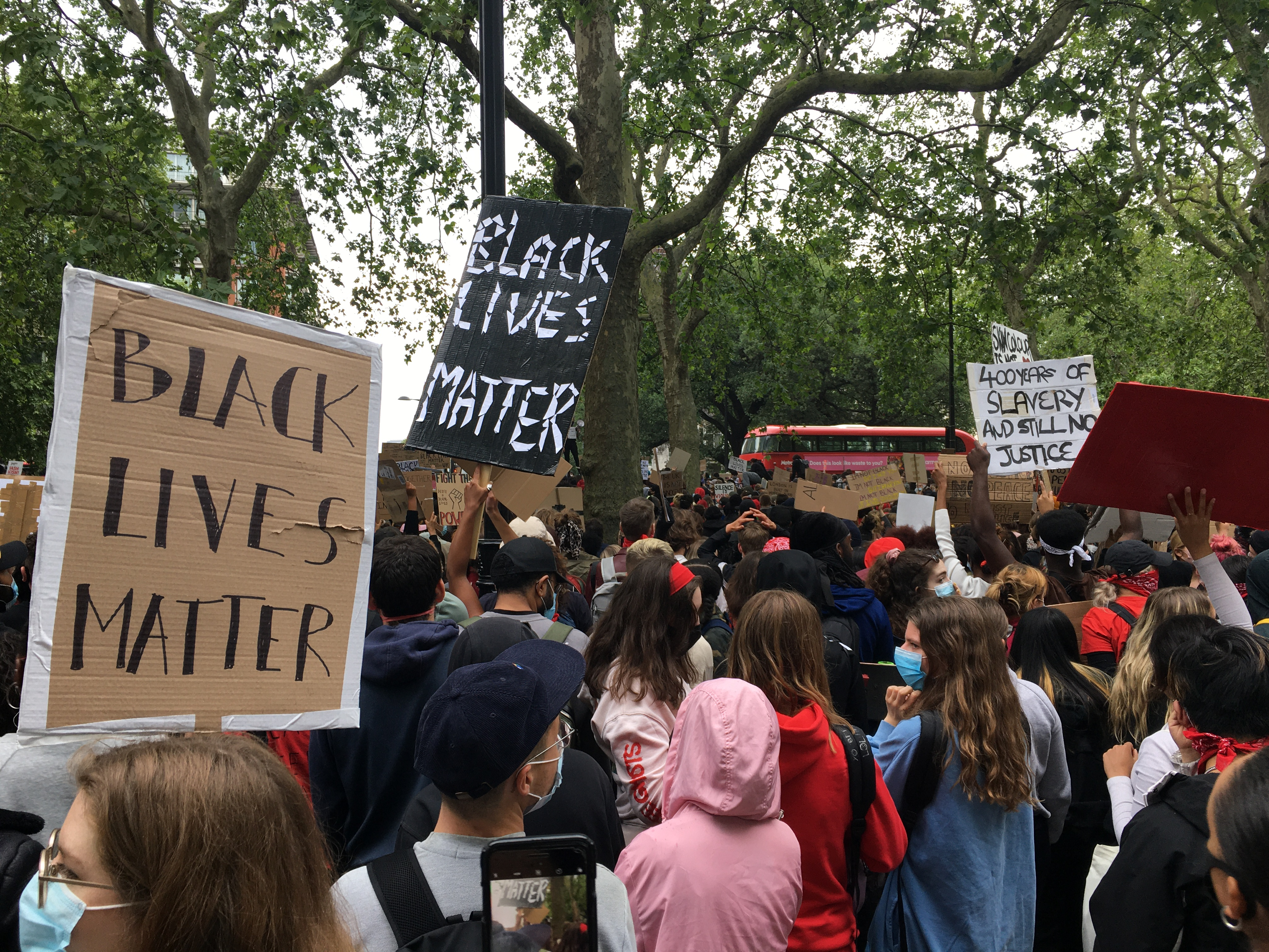 https://commons.wikimedia.org/wiki/File:Black_Lives_Matter,_Hyde_Park_London_protest_3.6.27.jpg