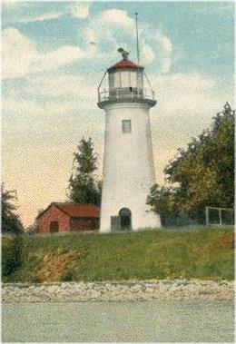 Bois Blanc Island Lighthouse And Blockhouse Wikipedia