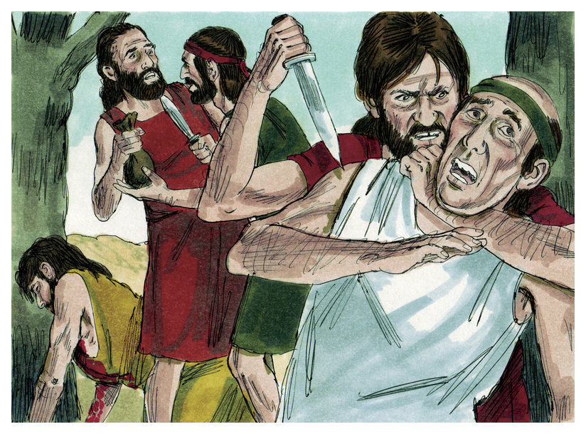 File Book Of Genesis Chapter 6 4 Bible Illustrations By