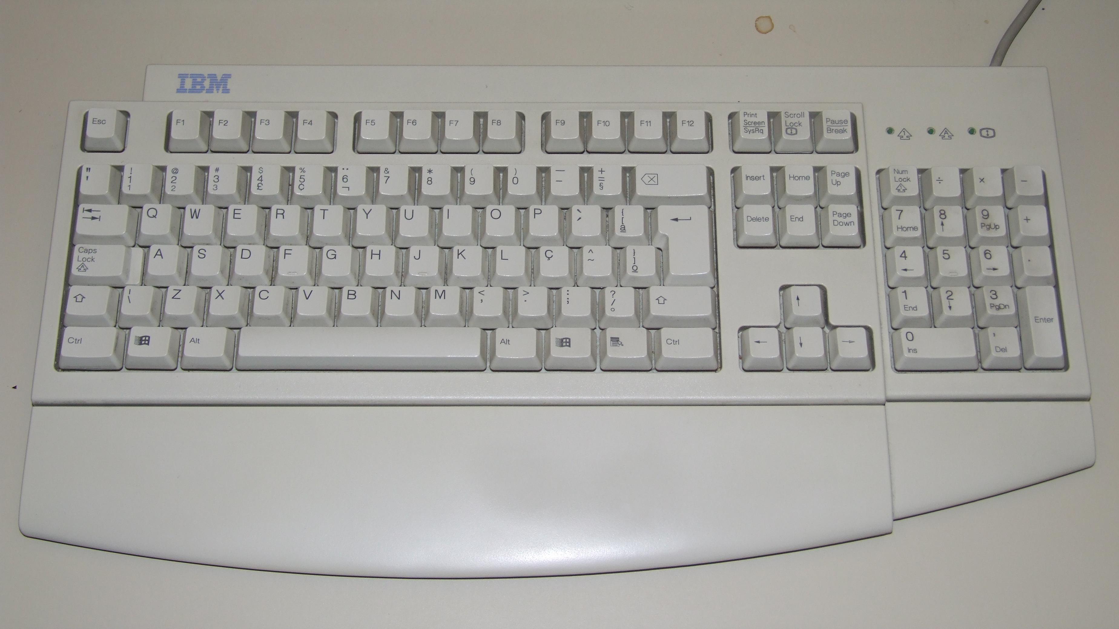 Layout Software Free File Brazilian 107 Key Abnt2 Windows Keyboard Jpg