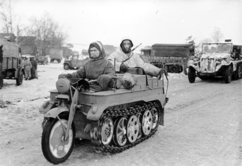 немецкий военный трактор фото Печи