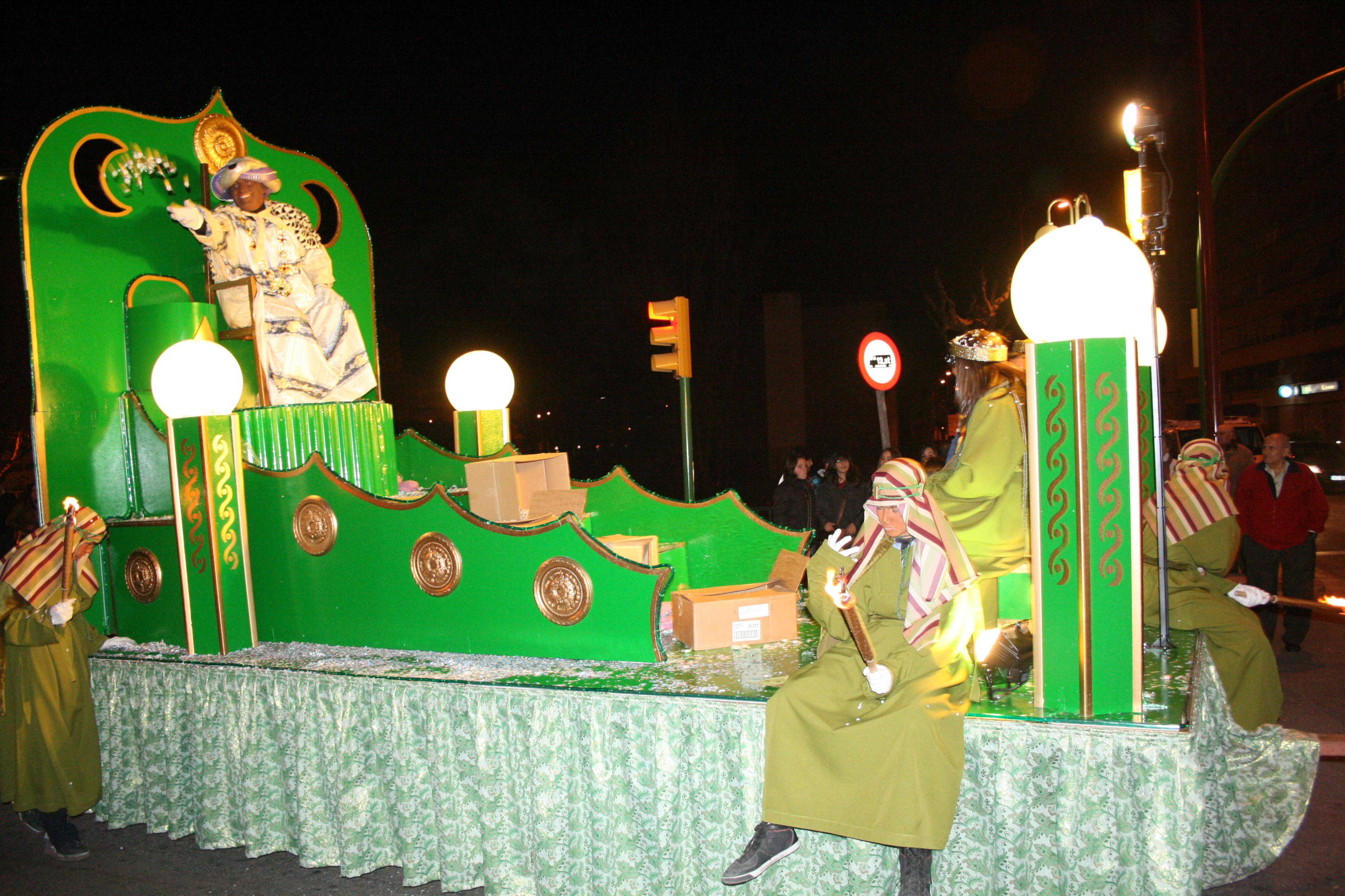 Cabalgata Fotos.File Cabalgata De Reyes Calatayud Espana19 Jpg Wikimedia