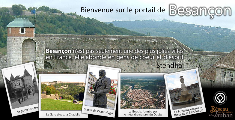 Picture used to introduce the Besançon portail for Wikipédia. http://fr.wikipedia.org/w/index.php?title=Portail:Besançon