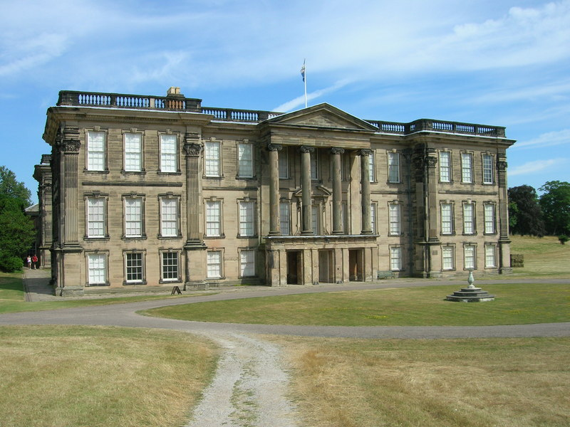 Sir Henry and Nanette's Home, Calke Abbey