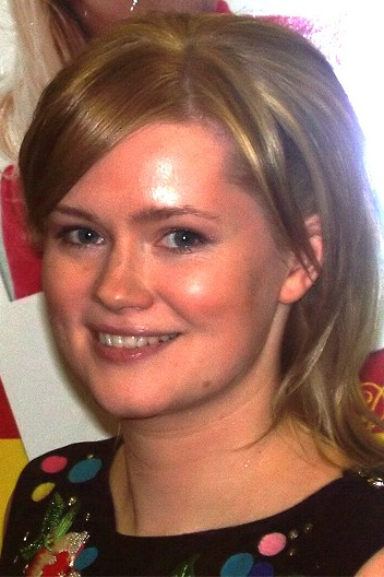 Portrait of Cecelia Ahern