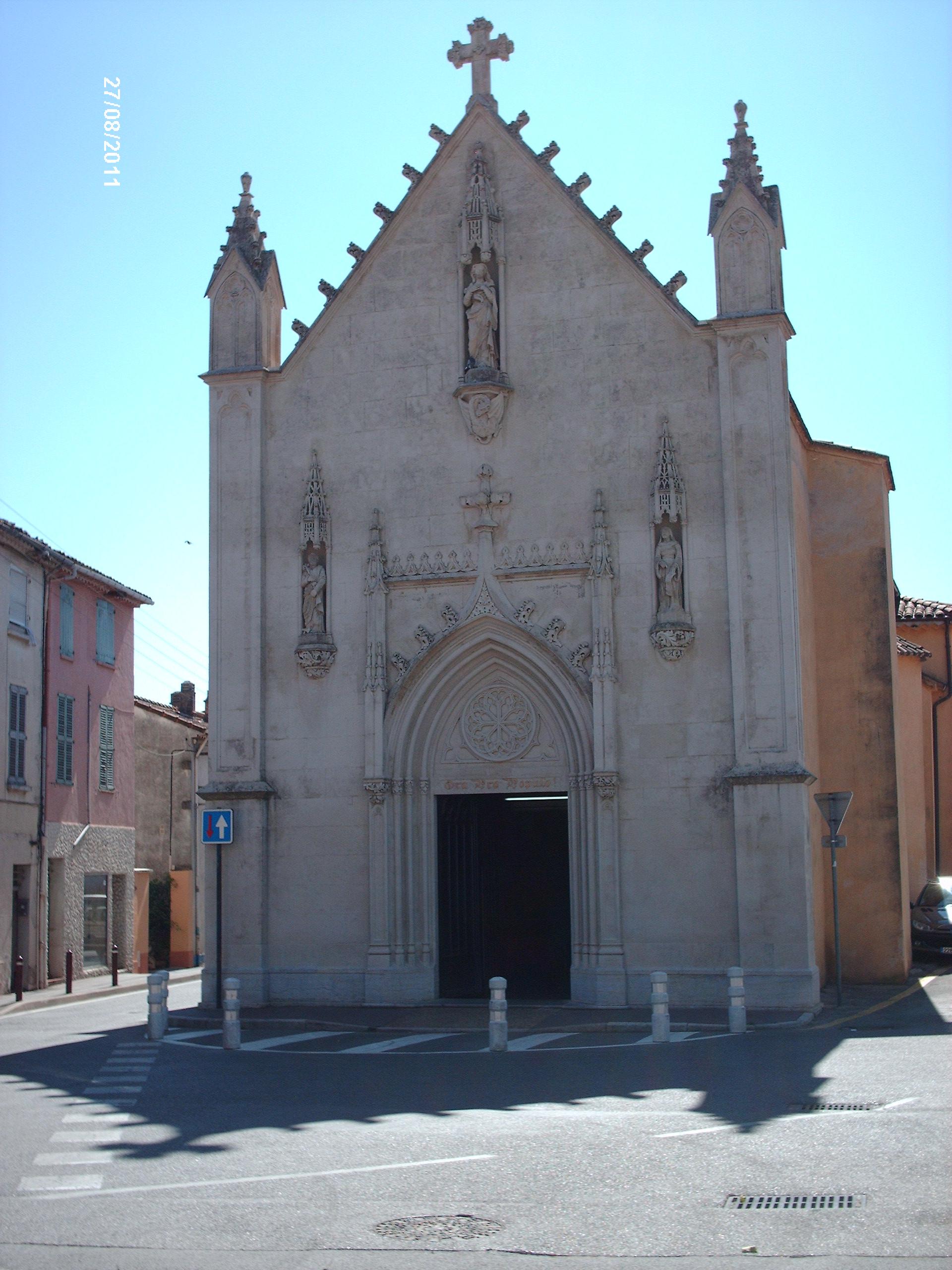Chapelle Draguignan