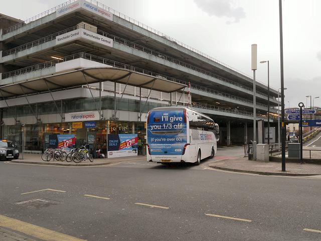 Ncp Car Park Near Mercure Hotel Sheffield