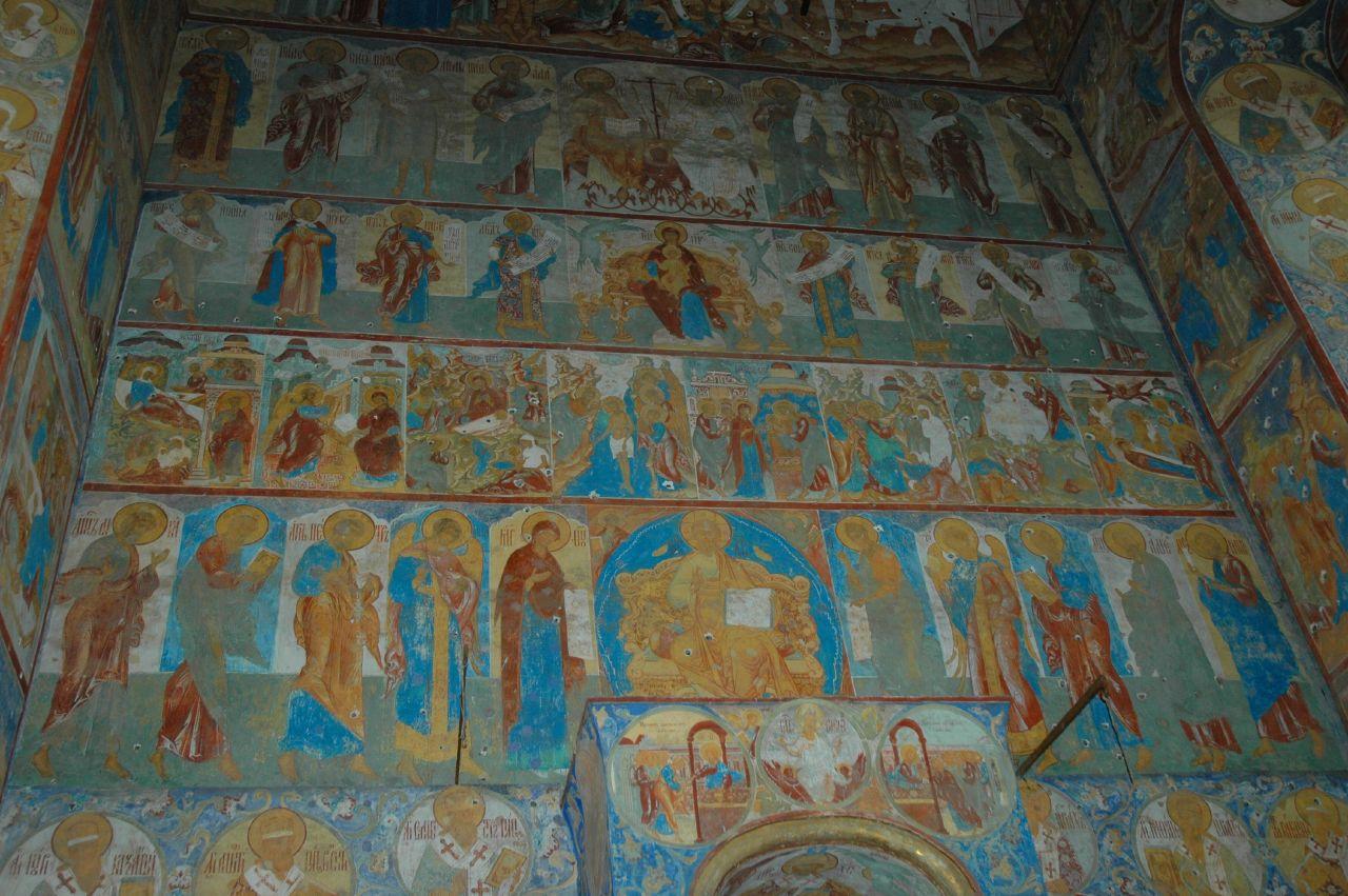 Воскресенская церковь Ростовского кремля