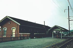 Coatesville station railway station in Pennsylvania, United States