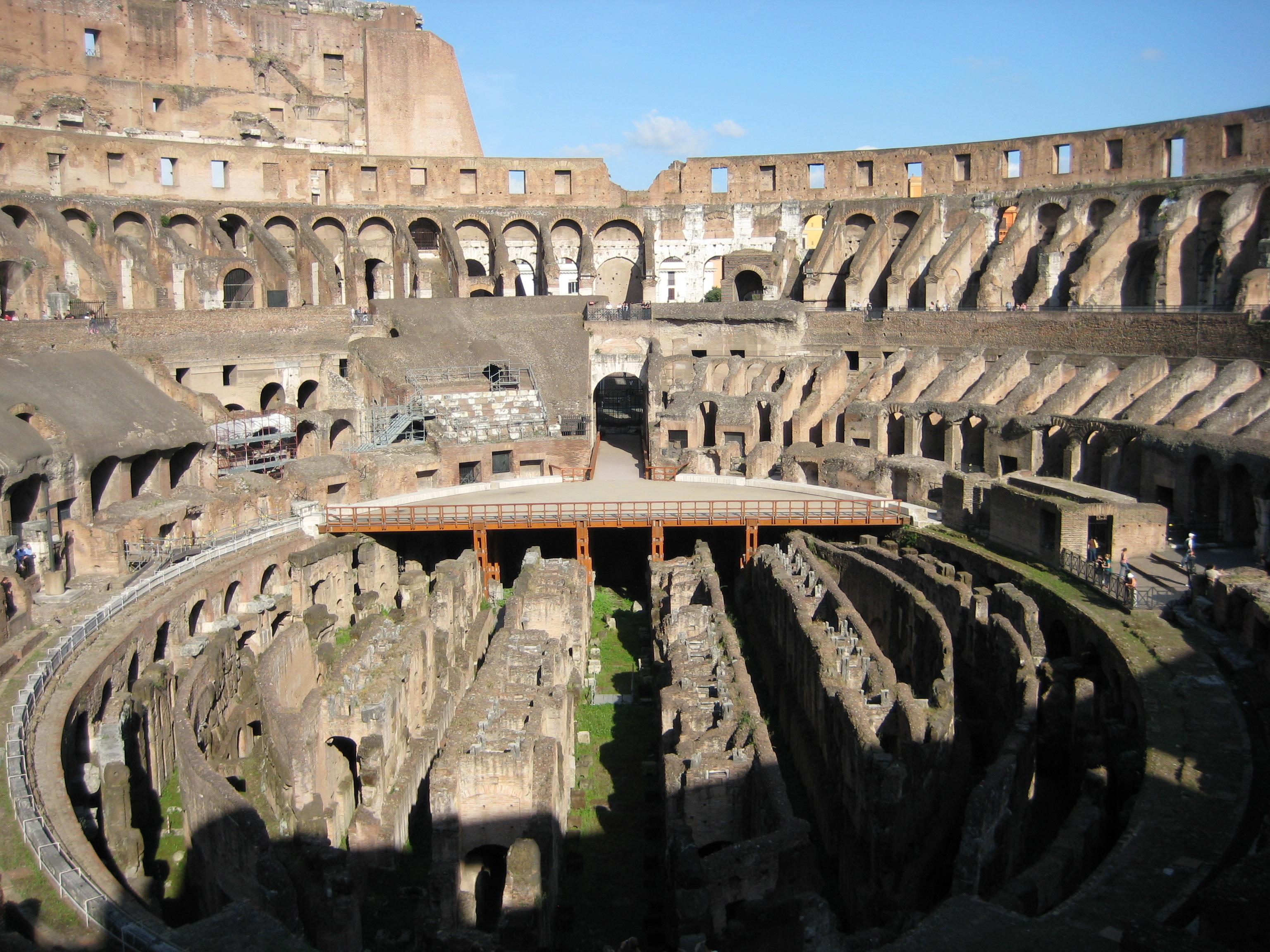 Pictures Of Interior Design File Colosseum Interior Jpg Wikimedia Commons