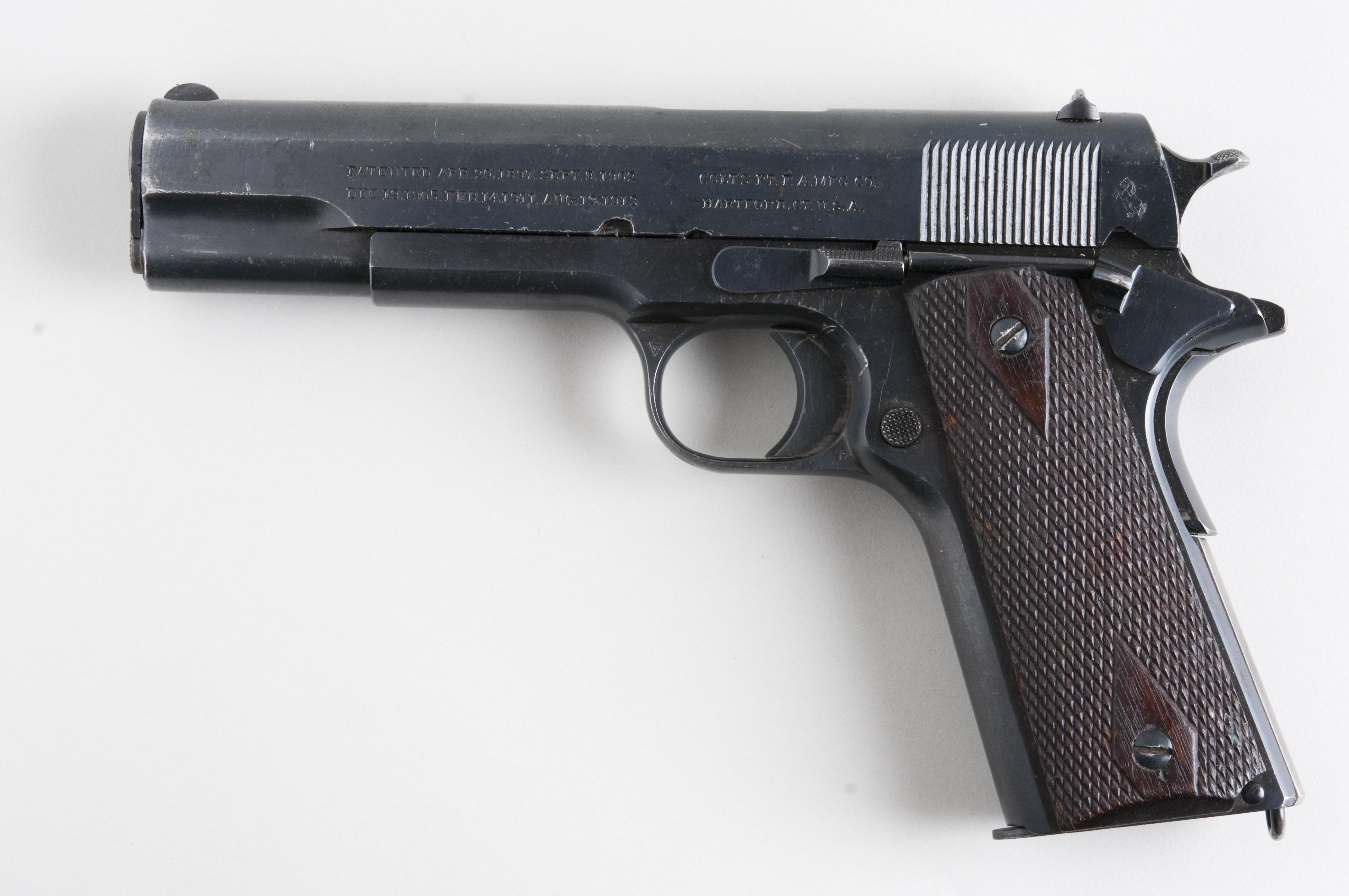 File:Colt 1911 455 (6971784465) jpg - Wikimedia Commons