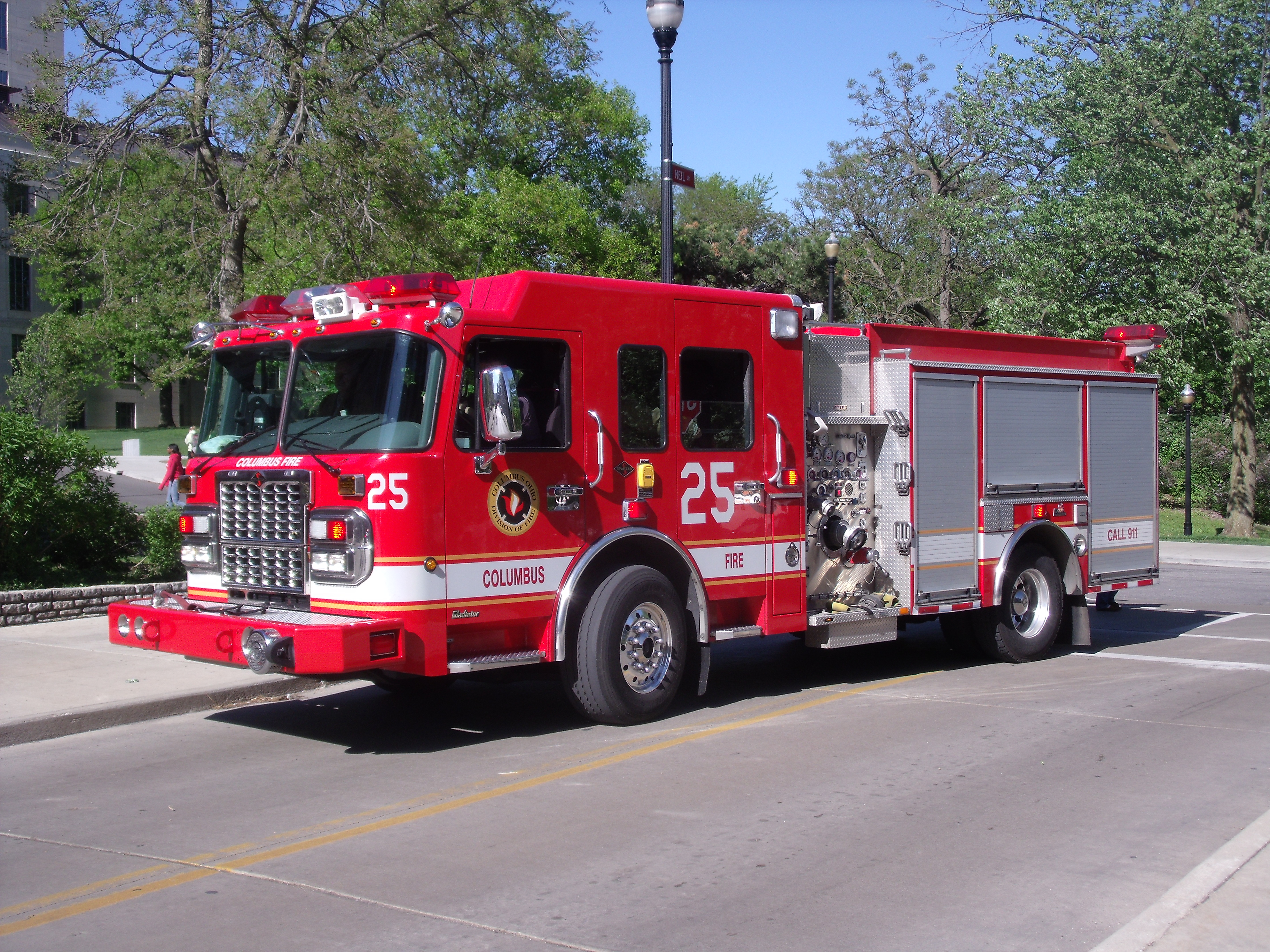 the fire engine - photo #48