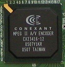 DRIVER UPDATE: CONEXANT BT848