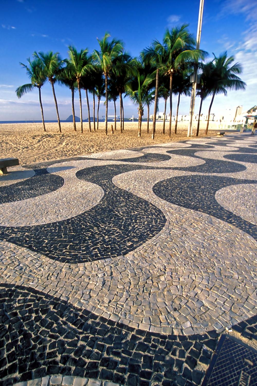 Копакабана, плажовете на Бразилия