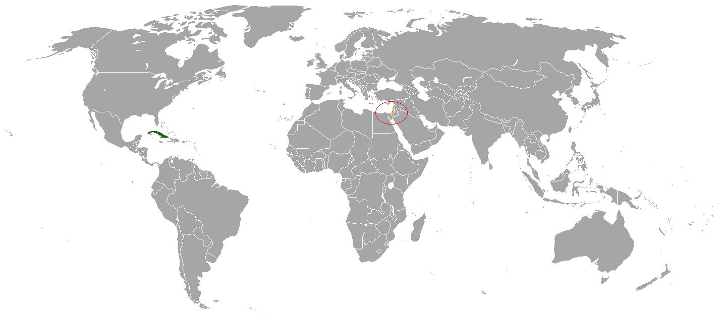 Cuba–Israel relations - Wikipedia