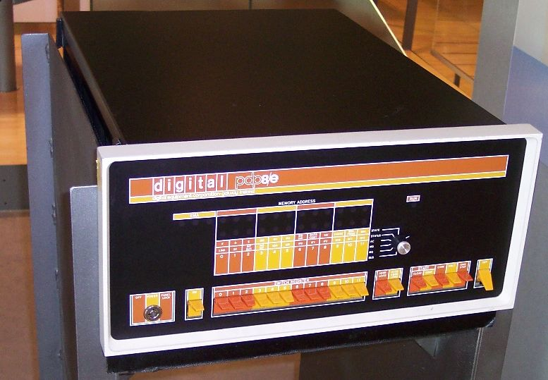 PDP 8e