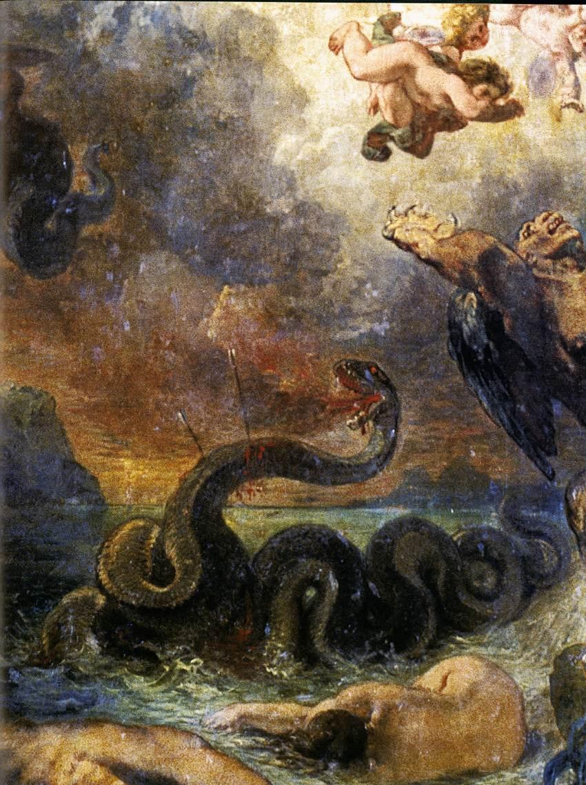 python mytologi wikipedia
