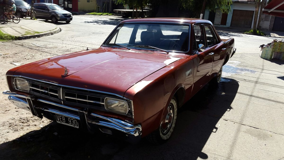 Dodge Polara  Argentina