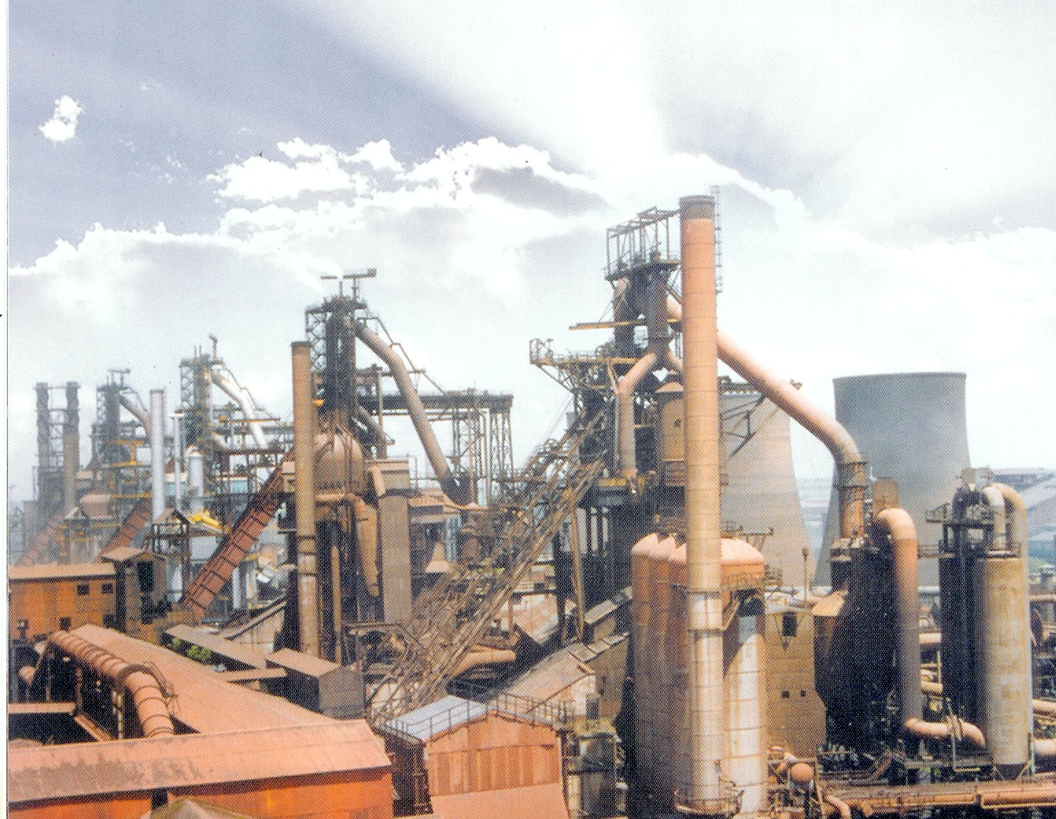 Durgapur India  city photos gallery : Steel Plants of India IMAGES VIDEOS