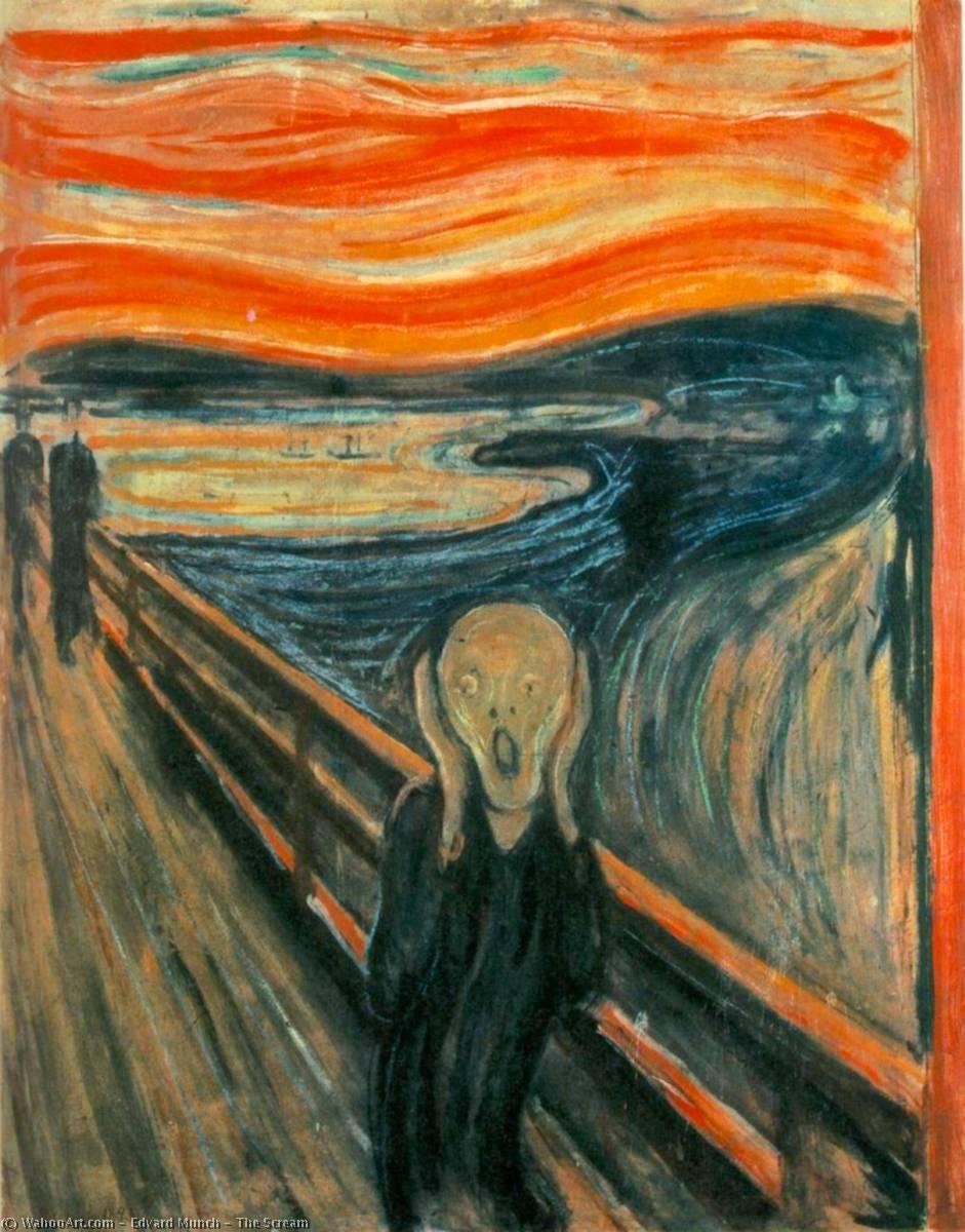 File:Edvard-Munch-The-Scream.jpg - Wikimedia Commons