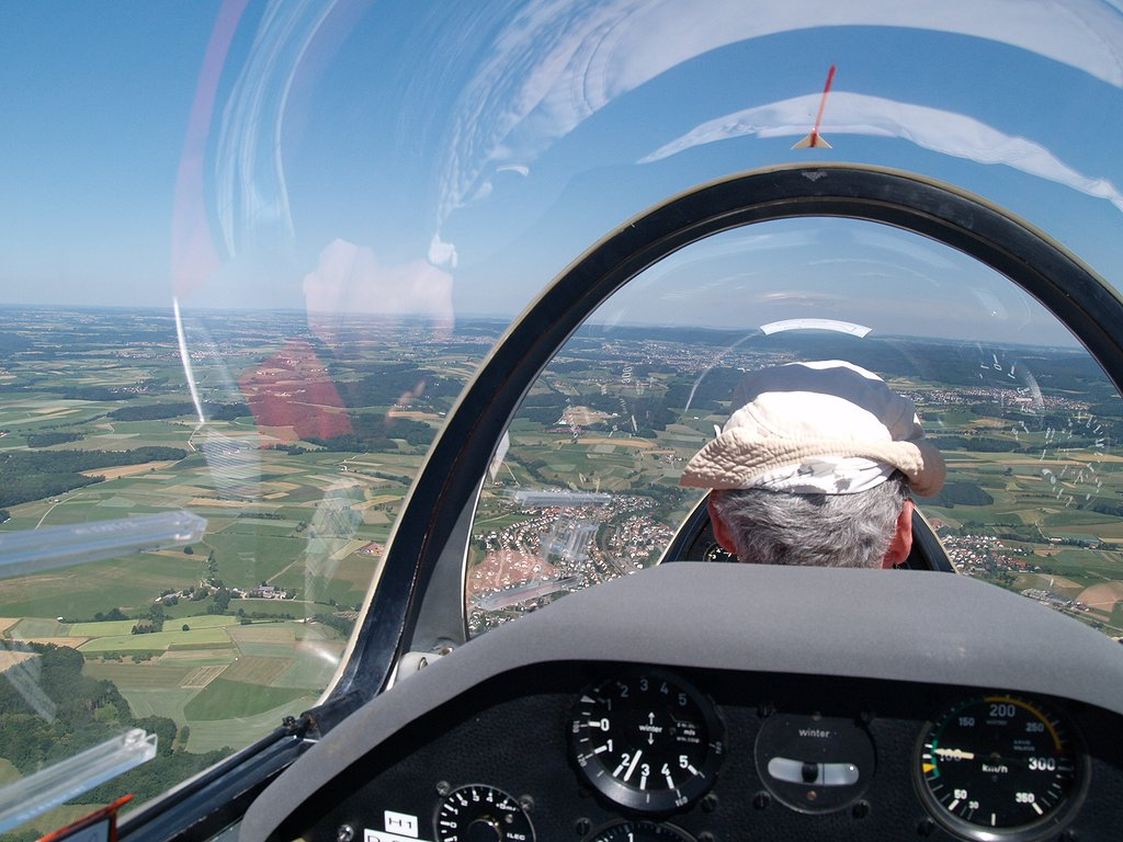Image result for Was ist ein Segelflug?