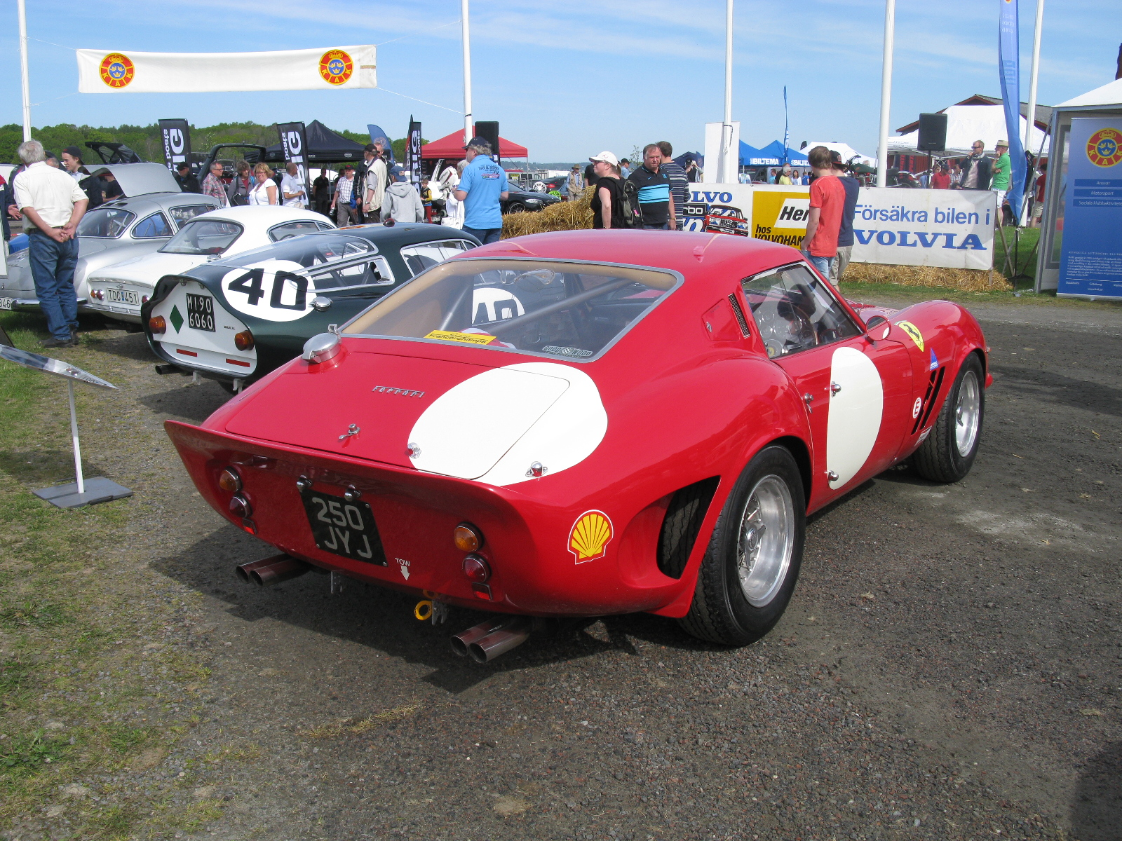 File Ferrari 250 Gto Replica 14059415039 Jpg Wikimedia Commons