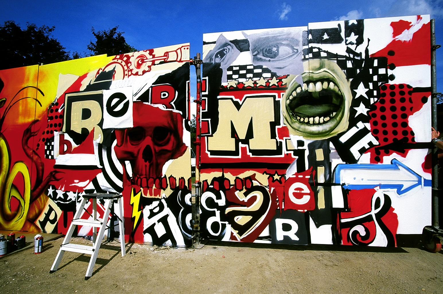 Descripci  N Festimad Graffiti