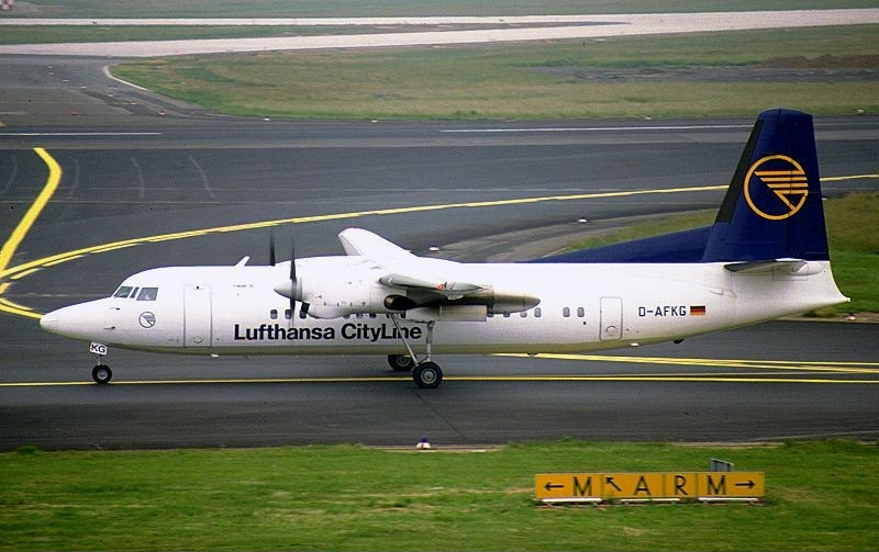 an overview of lufthansa cityline 2 reviews of lufthansa here at sjc, lufthansa operates only one flight a day,   a340 operated by lufthansa cityline, a subsidiary of the main lufthansa group.