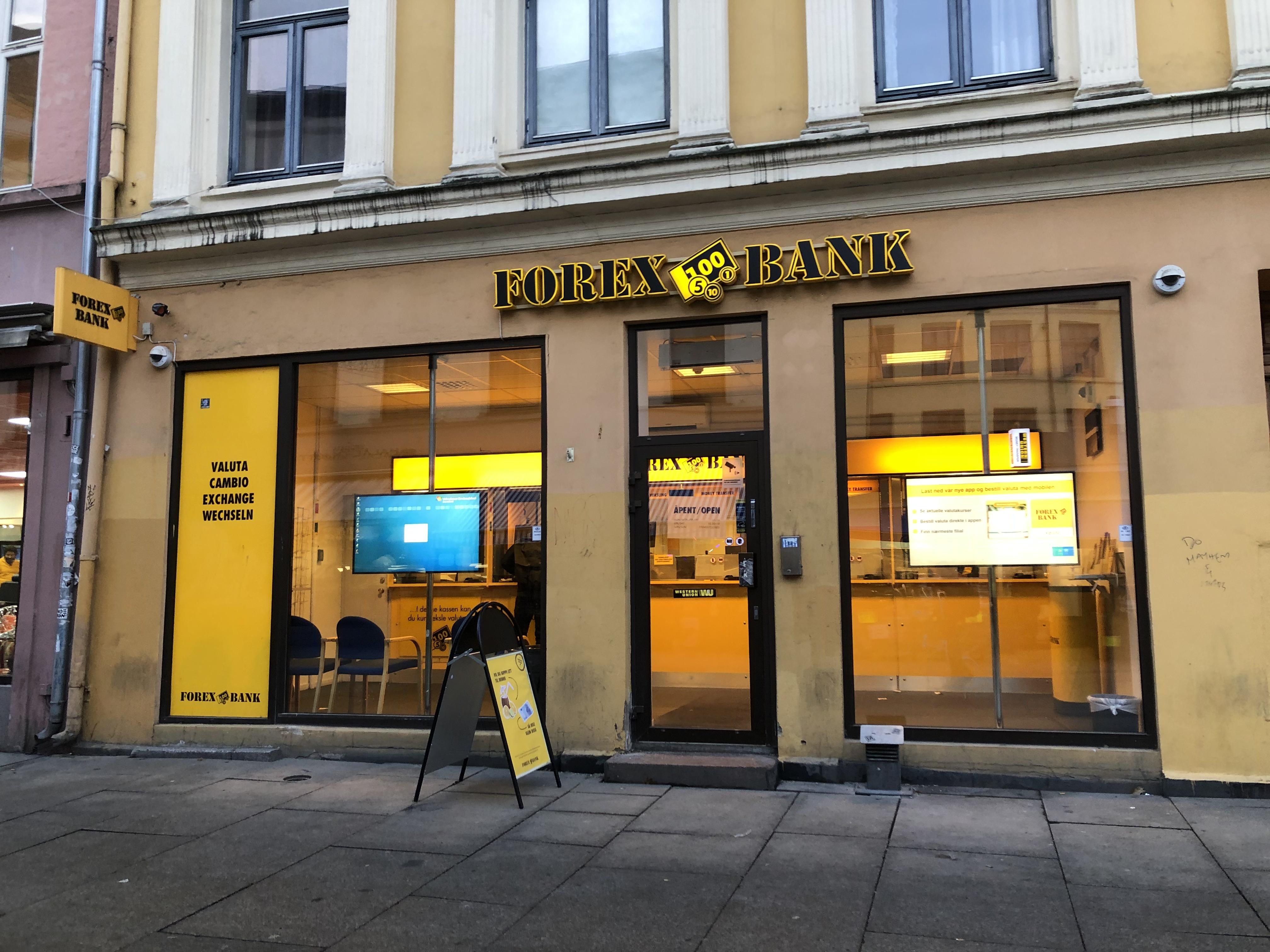 forex bank