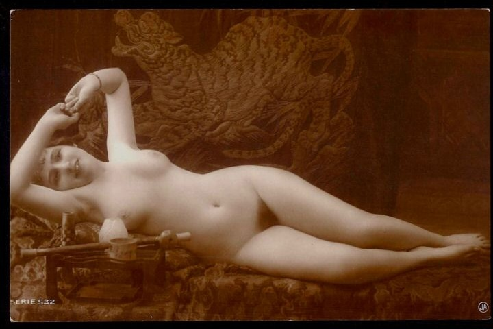 Erotic french postcards c 1900 1925 2