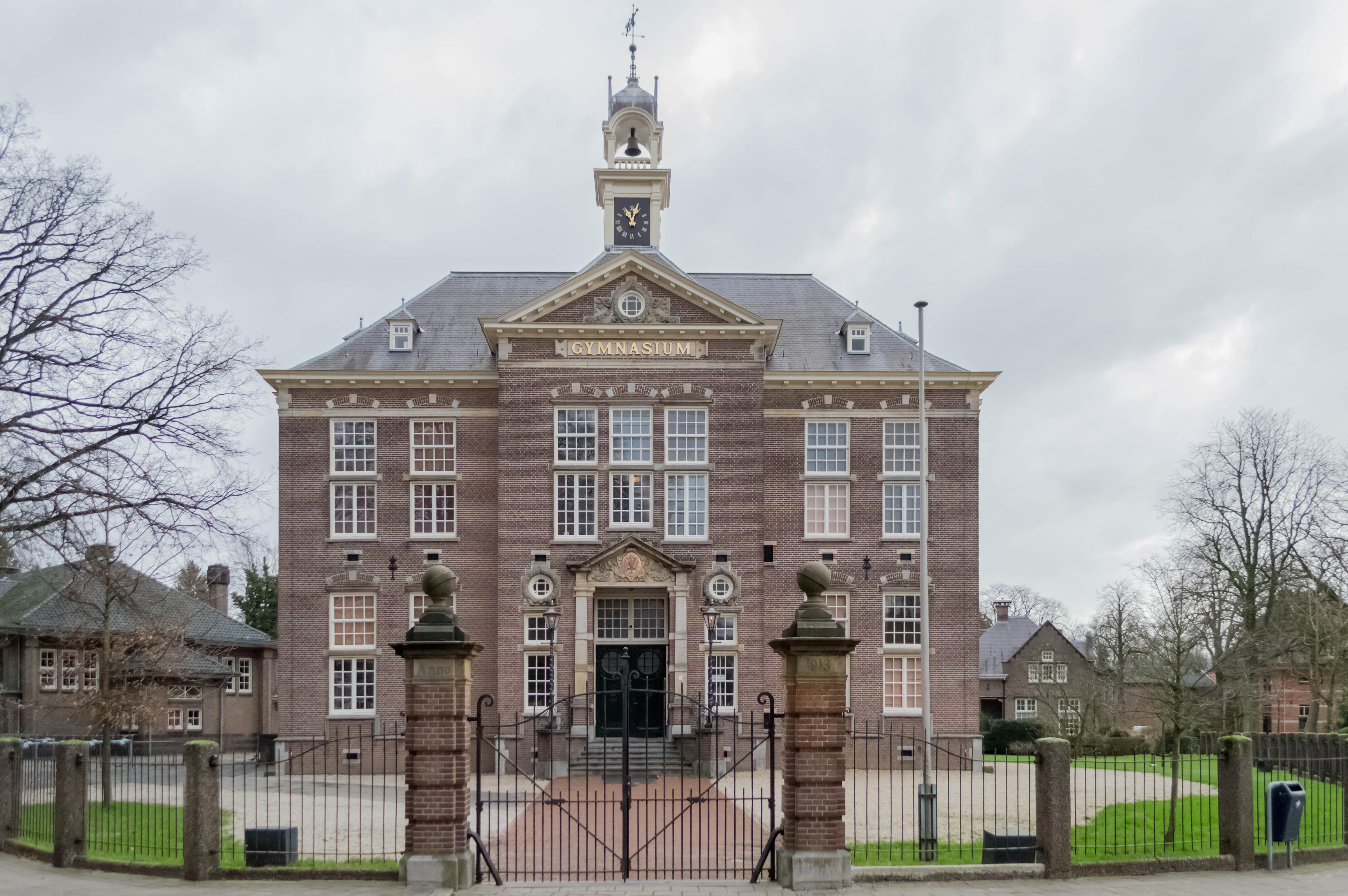Gymnasium Apeldoorn - Wikiwand