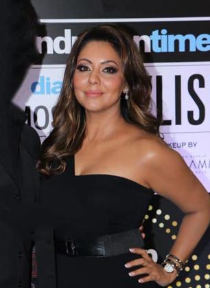 Gauri Khan Indian film producer and interior designer