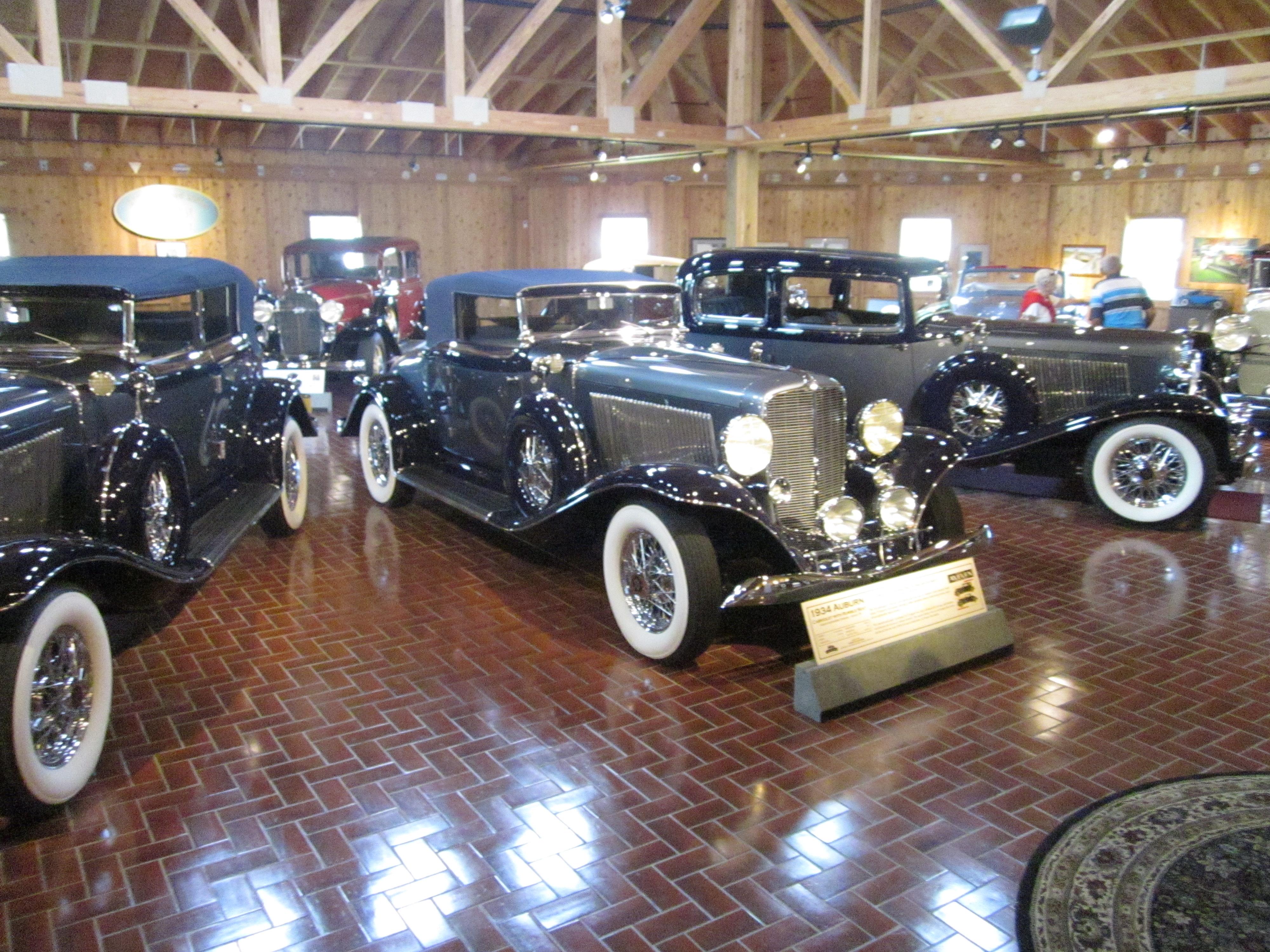 Classic Car Museum Michigan