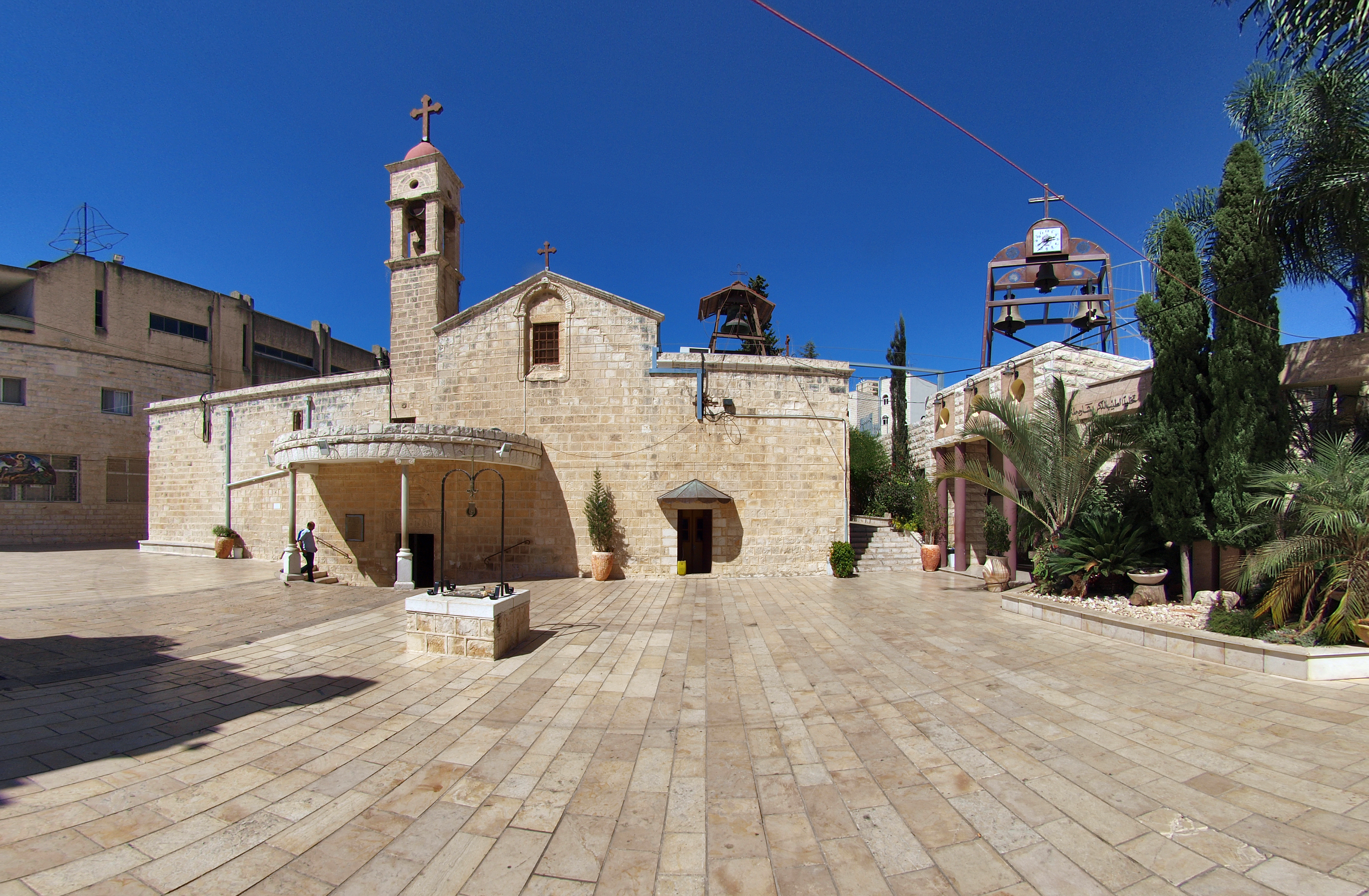 Nazareth Israel  City new picture : ... :Greek Orthodox Church of the Annunciation, Nazareth, Israel. 05