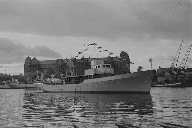 HNoMS Rauma (1939) - Wikipedia