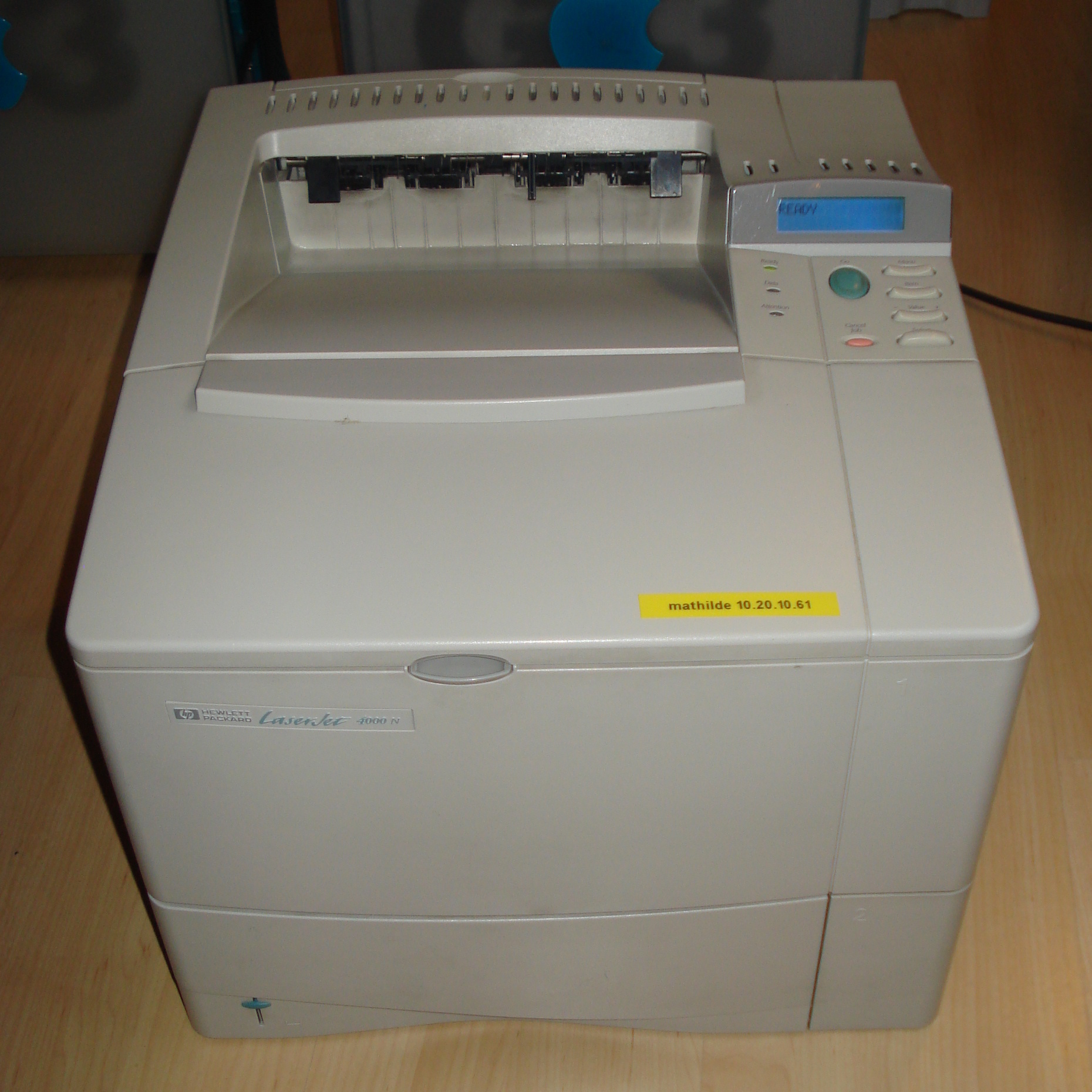 Hp 4000 Printer Driver For Windows 7 Download