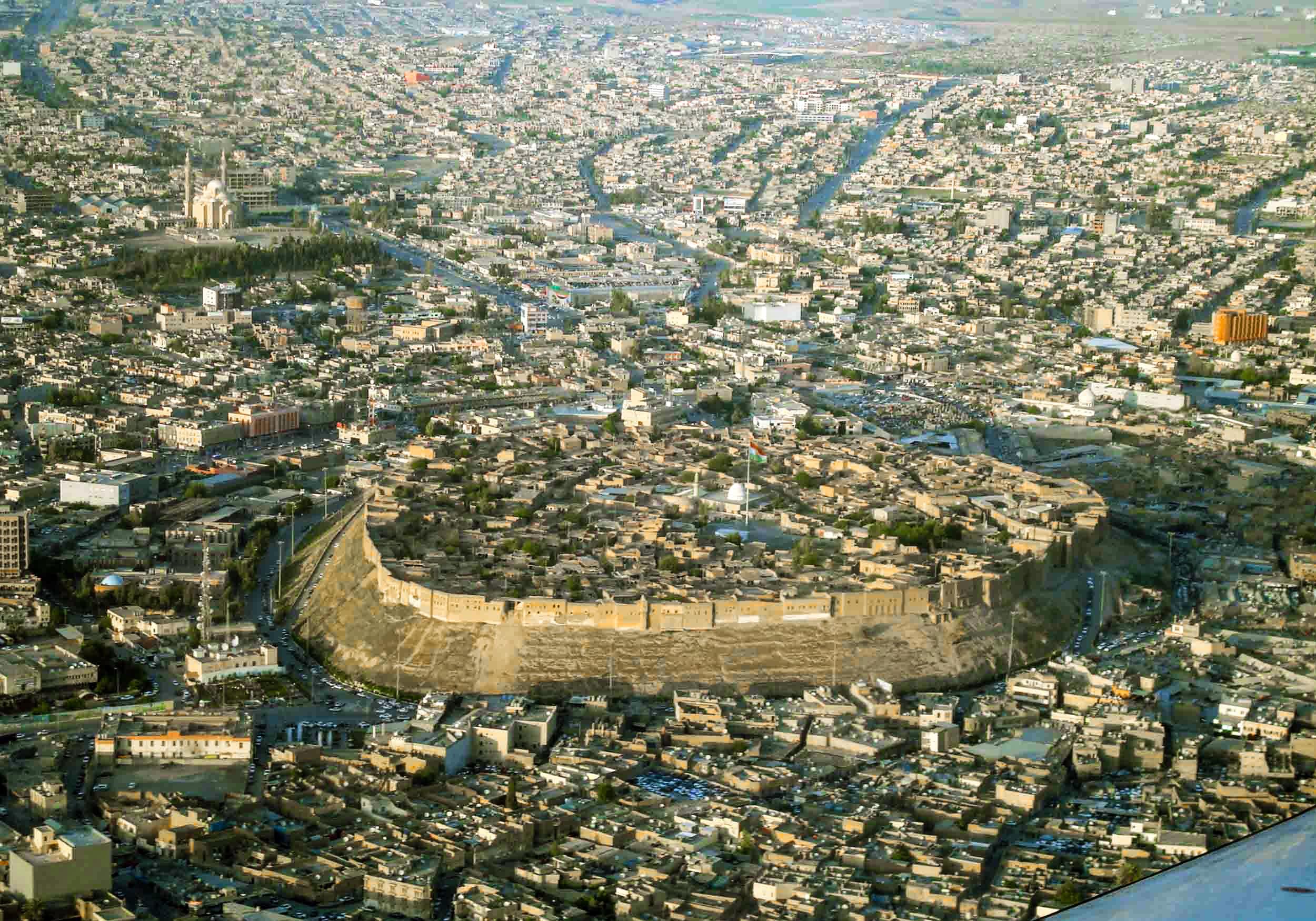 Kurdenstadt Erbil stoppt internationalen Flugverkehr