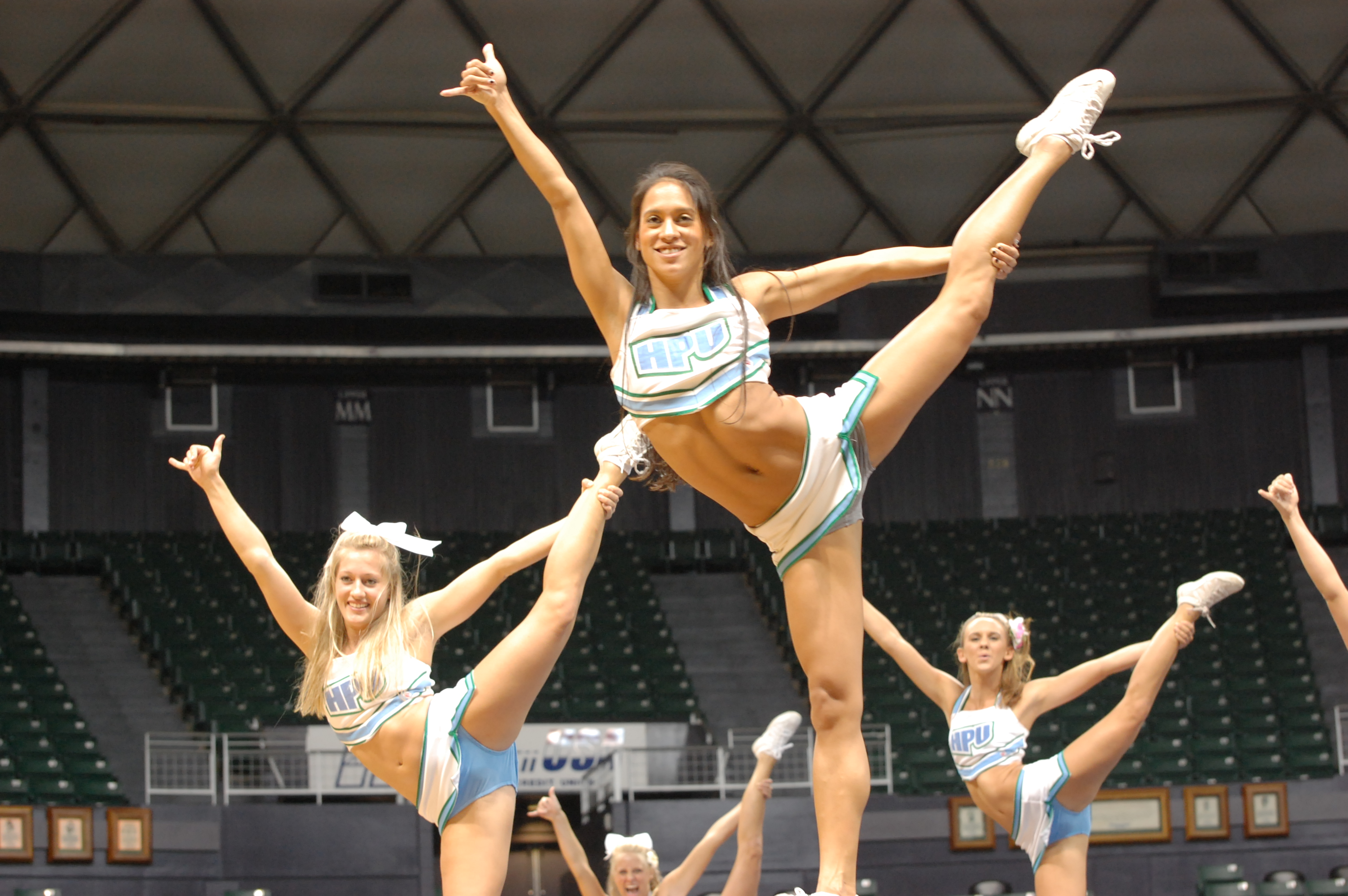 Image Result For All Cheerleaders Must