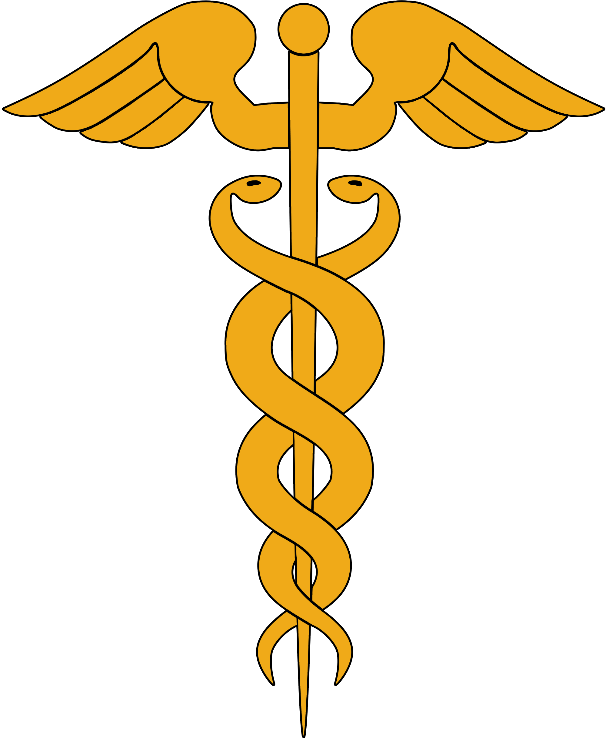 File:Heraldic Caduceus.png - Wikimedia Commons