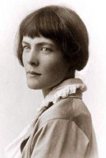 Hilda Doolittle bryher