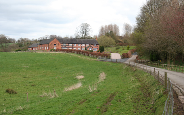 Hinton Court, near Whitchurch - geograph.org.uk - 1230178