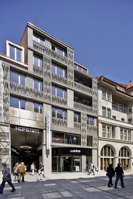 Hofstatt (Einkaufspassage) - Wikipedia