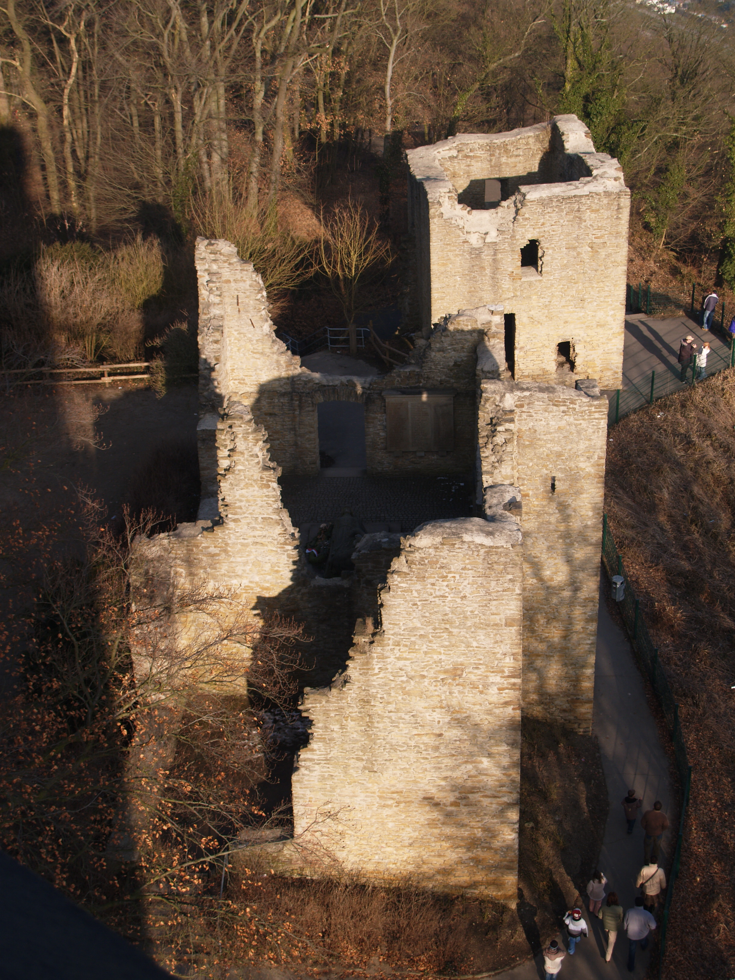 Syburg Quelle