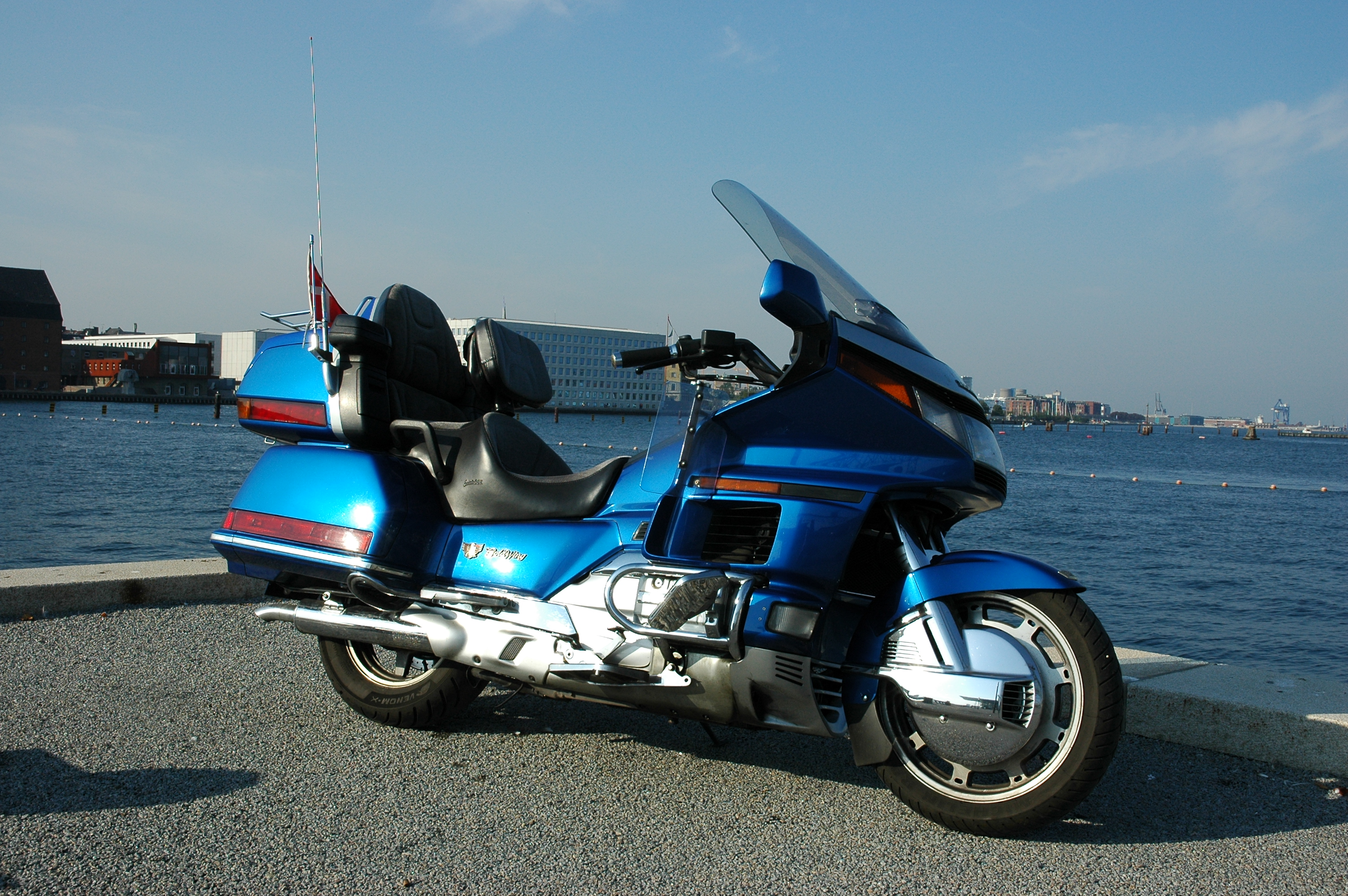 Bikes Honda Speed 1500 Cc Gold Wing GL