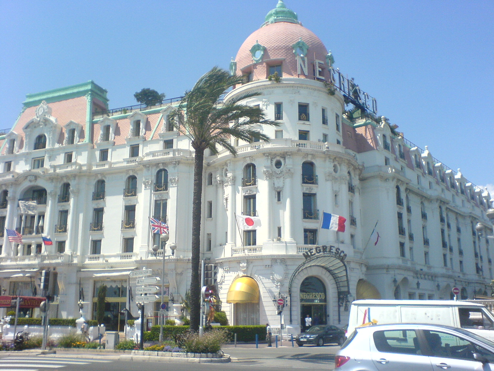 File hotel negresco at nice jpg wikimedia commons for Hotel france
