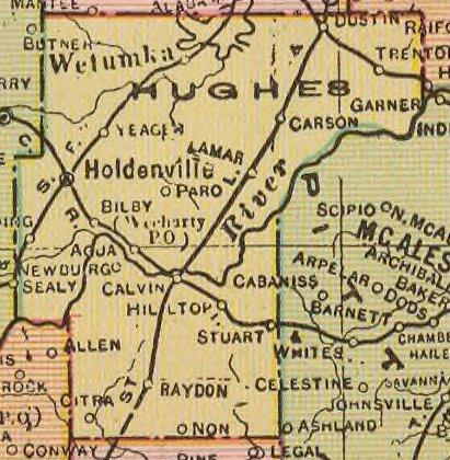 Hughes County Oklahoma Wikipedia
